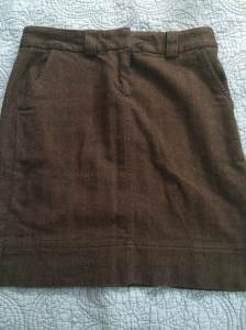 Banana Republic Skirt  | 0 | has pockets/belt loops | $10