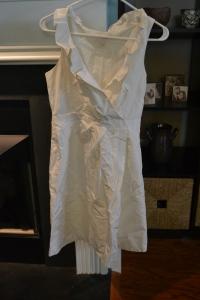 J Crew | size 2 | Silk Taffeta Blakely from Wedding Collection