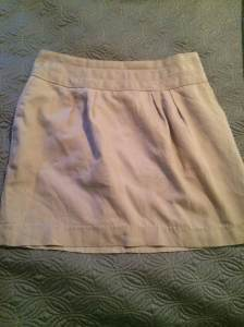 Banana Republic Khaki Skirt | size 2 | $10