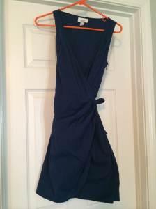 LOFT Wrap Dress | size 2 | $15