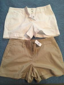 "LOFT shorts | size 2 with 4"" inseam 